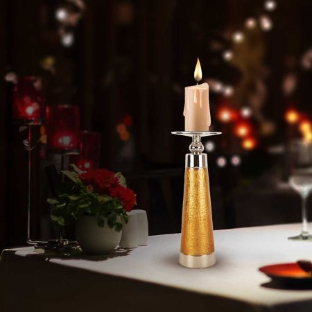 Bougeoir Touch Candle Holder, Medium