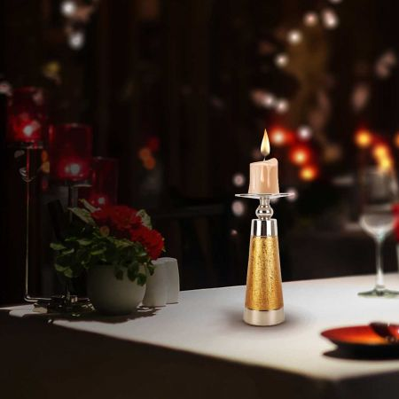 Bougeoir Touch Candle Holder, Small